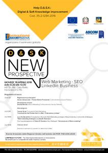 workshop D&SK NEW PROSPECTIVE